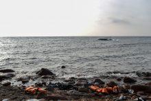 Prie Turkijos krantų nuskendo mažiausiai 33 migrantai