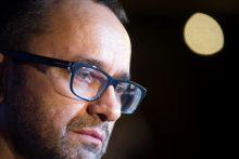 """""""Oskarui"""" nominuotas filmų kūrėjas užsipuolė Kremliaus cenzūrą"""
