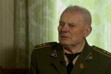 J. Abukauskas-Siaubas: man patiko partizano gyvenimas