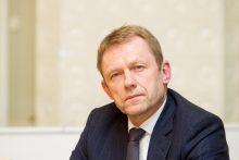 Ministras: nebesipriešinsiu Vilniaus sprendimams dėl J. Basanavičaus paminklo