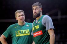 D. Adomaitis: mūsų jėga – savi krepšininkai