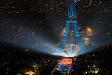 Europos futbolo čempionato atidarymo iškilmėse – 80 tūkst. gerbėjų