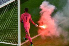 Turkai nukovė Čekijos futbolininkus ir grupėje liko treti