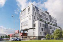 Vilniuje duris atvers naujos kartos verslo centras