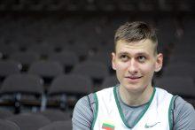 """EuroBasket"" debiutantas ramiai laukė trenerių sprendimo"