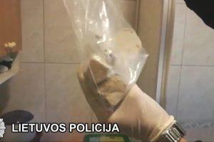 Klaipėdoje sulaikyti dar keturi įtariamieji heroino platinimu