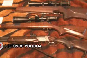 Nelegaliai ginklus remontavusiam tauragiškiui – ilgi metai nelaisvės