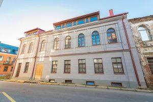 Kaunas kviečia teikti paraiškas pastatų fasadų atnaujinimui