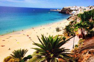 Vėjuotoji Fuerteventūra: išsiilgusiems proto ramybės ir vandens pramogų