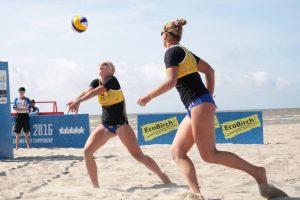 Paplūdimio tinklininkai tęsia kovą dėl pasaulio universitetų čempionato medalių