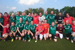 Tarptautinį žurnalistų futbolo turnyrą laimėjo debiutantai