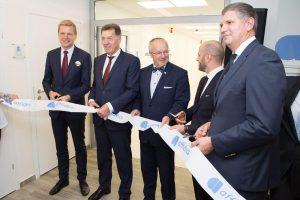 Vilniuje duris atvėrė modernus Medicinos radiologinės diagnostikos centras