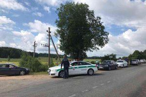Policija praneša apie pažeidimus savaitgalį vykstančiuose festivaliuose