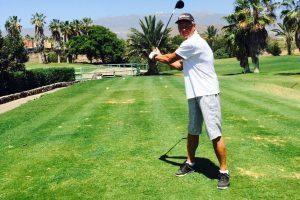 Misija: atskirti golfą nuo kortų
