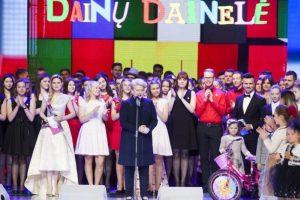 """""""Dainų dainelės"""" konkursą vainikavo laureatų koncertas"""