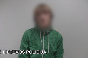 Klaipėdos kriminalistai sulaikė keturis įtariamuosius plėšimais
