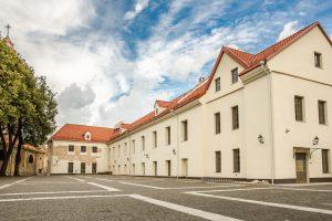 Europos humanitariniam universitetui – patalpos Vilniaus senamiestyje