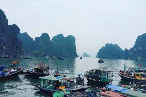 Vietnamas: beprotiškai chaotiškas ir spalvingas