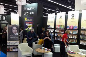 Frankfurto knygų mugė: žodis – mūsų