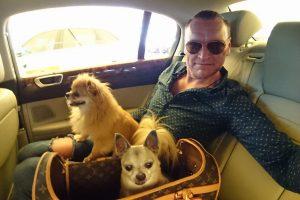 Ž. Grigaitis dalyvavo prabangiose gyvūnų vestuvėse