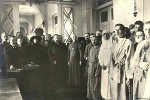 Kaip prieš 100 metų atrodė Lietuvos medikai ir pacientai?