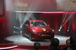 """Naujoji """"Mazda2"""" pripažinta ir Vokietijoje"""