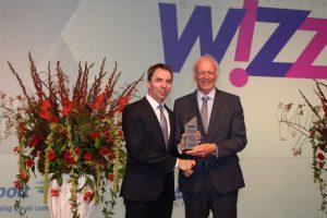 """""""Wizz Air"""" paskelbta metų žemų sąnaudų aviakompanija"""