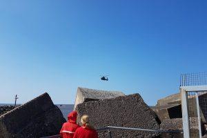 Tragiška žvejyba: gelbėtojai rado dingusio žvejo kūną (papildyta)