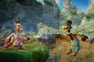 Dėl animacinio filmo jėgas suvienijo įspūdinga animatorių komanda