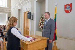 Lietuvai prisiekė 22 nauji piliečiai