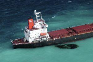 Kinai po šešerių metų Australijai apmoka žala už Didijį barjerinį rifą