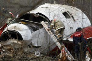 Dėl Smolensko katastrofos Lenkija kaltina Rusijos dispečerius