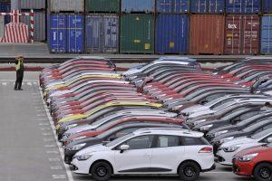 Rugsėjį Lietuvos naujų automobilių rinka išaugo penktadaliu