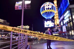 Las Vegase į pėsčiuosius įsirėžęs automobilis pražudė žmogų, dar 26 nukentėjo