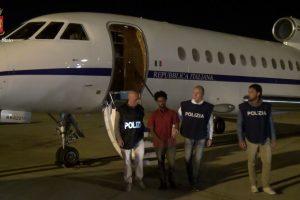 """Sudanas išdavė Italijai migrantų gabenimo """"generolą"""""""