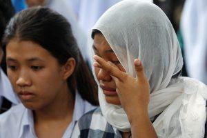 Tailando upėje apvirtus laivui aukų padaugėjo iki 18