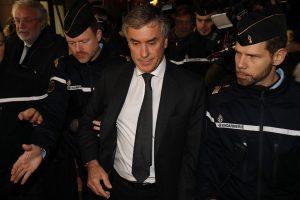 Buvęs Prancūzijos biudžeto ministras siunčiamas už grotų