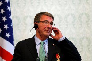 Gynybos sekretorius: JAV yra ir bus įsipareigojusi Afganistanui
