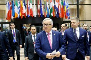 ES spaudžia Rusiją dėl Sirijos ir Ukrainos