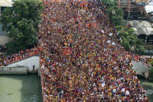 Maniloje apie 1,4 mln. basų katalikų dalyvavo kasmetėje procesijoje