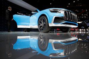 """2017-uosius ,,Audi"""" pradeda trijų modelių premjeromis"""