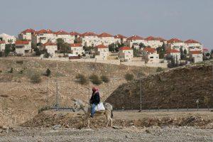 Izraelis palaimino 2500 namų statybą Vakarų Krante