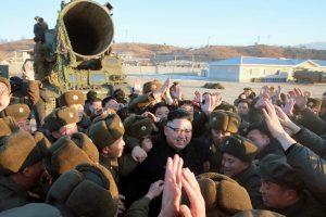 Pentagonas: Šiaurės Korėjos ginkluotė kelia didžiulę grėsmę JAV