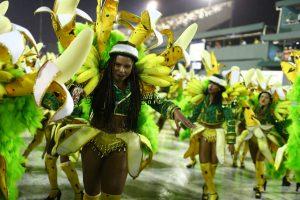 Per Rio de Žaneiro karnavalą nukentėjo mažiausiai 12 žmonių