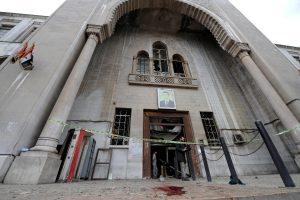 Damaską sudrebino du sprogimai: žuvo mažiausiai 32 žmonės