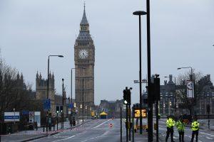 Po atakos Londone policija suėmė septynis asmenis