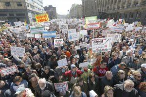 """Rusija nušluos tūkstančius """"chruščiovkų"""": gyventojai – nežinomybėje"""