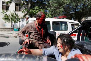Kabulą sudrebinęs sprogdinimas nusinešė mažiausiai 80 gyvybių
