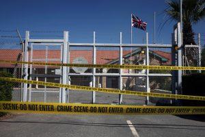 Kipre įsikūrusioje Britanijos karinėje bazėje nugriaudėjo sprogimas