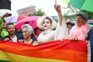 Vokietija legalizavo tos pačios lyties asmenų santuokas